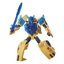 Battle Call Trooper Bumblebee Cyberverse Transformers