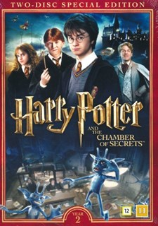 Harry Potter 2: Hemligheternas Kammare + Documentary (2-disc)