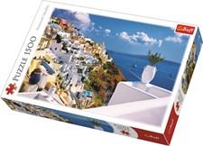 Santorini, Pussel 1500 bitar