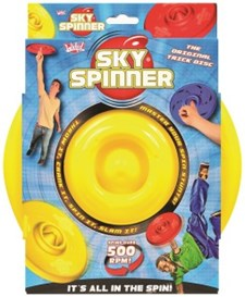 Sky Spinner, Wicked