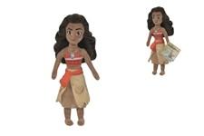 Vaiana, Myk dukke i plysj, 25 cm, Disney