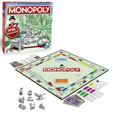 HGA Classic Monopoly SE, Hasbro Games