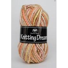 Svarta Fåret Knitting Dream Garn Alpackamix 100g beige/rosa 01