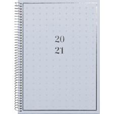 Burde Kalender 20-21 Study A5 Dotty