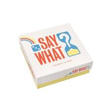 Say What? Sällskapsspel (SE)