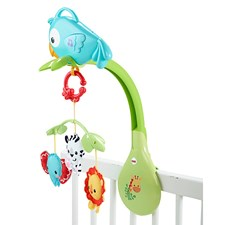 Rainforest Friends 3-i-1, Uro, Fisher-Price