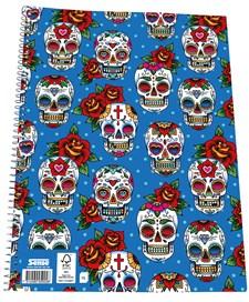 Mexican Skull Luentolehtiö Sense