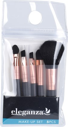 Små sminkborstar 5-pack Make Up Set