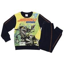 Joggingset, Jurassic World, Svart, strl 6år