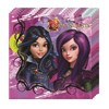 Disney Descendants, Servietter, 20 stk.