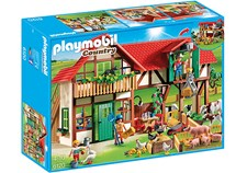 Stor bondegård, Playmobil Country