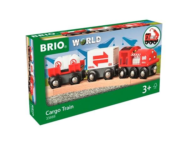 BRIO World - 33893 Bagagevagn till flygplats