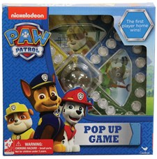 Paw Patrol Pop Up, Sällskapsspel