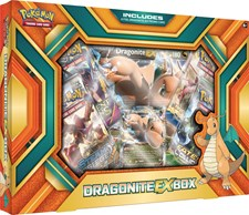 Poke Box Dragonite EX, Pokémon