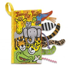 Tygbok, Jungly Tails, Jellycat