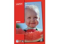 Fotopapir STAPLES Base 10x15 gloss (50)