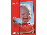 Fotopapir STAPLES Base 10x15 gloss (50)