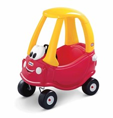 Little Tikes Cozy Coupe Classic (30th Anniversary) Potkuauto