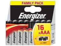 Paristo ENERGIZER Classic AAA 16/pk