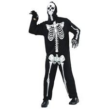 Skjelett Kostyme Billig Variant