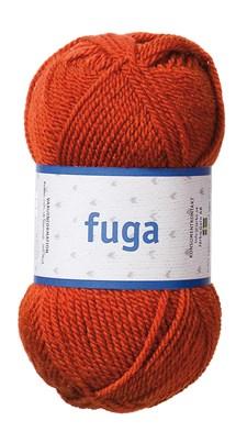 Fuga Garn Ullmix 50g Roströd (60165)