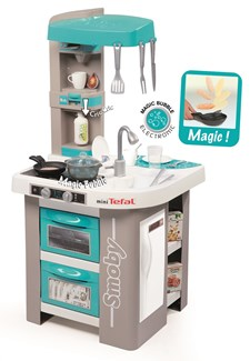 Tefal Studio kitchen bubble, Smoby