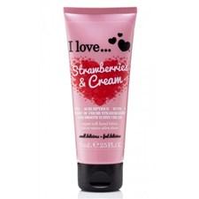 I Love... Strawberries & Cream Super Soft Hand Lotion 75ml