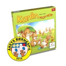 Kanin Hop Hop, Barnspel