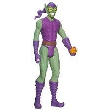 Marvels Green Goblin, 30 cm, Titan Heroes Series