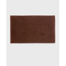 GANT Home Suihkumatto 100% Puuvilla 50 x 80 cm Bark Brown