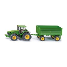 Siku Traktor med vagn 1:50