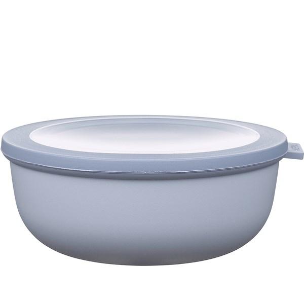 Rosti Mepal Cirqula Skål med Lock 1250 ml Blå - köksförvaring