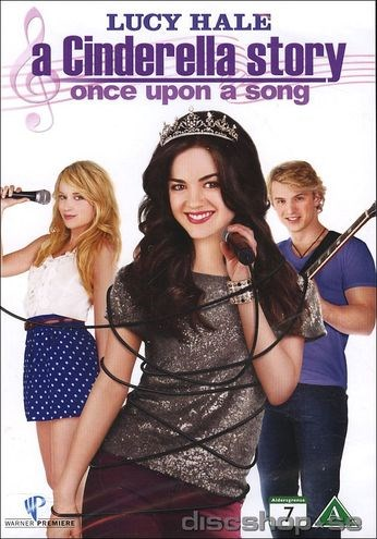 A Cinderella Story 3  Once Upon a Song  Warner Home Video