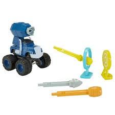 Cannon blast Crusher, Blaze och Monstermaskinerna