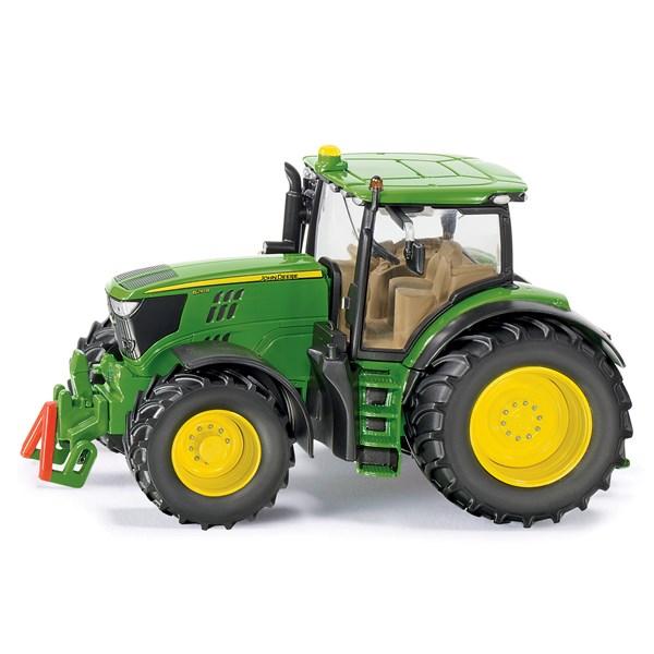 Siku  Traktor John Deere 6210R  1 32 - leksaksbilar & fordon