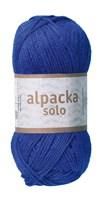 Alpacka Solo Ullgarn 50g Kornblå (29114)