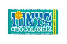 Tony´s Choklad Dark Chocolate Pecan Coconut 180 g