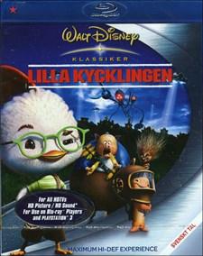 Disney Klassiker 45 - Lilla kycklingen (Blu-ray)