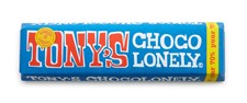 Tony´s Choklad Bar Dark Chocolate 50 g