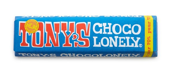 Tony´s Choklad Bar Dark Chocolate 50 g