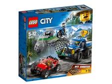 Polisjakt på berget, LEGO City Police (60172)