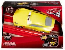 Movie Moves, Cruz Ramirez, Cars 3