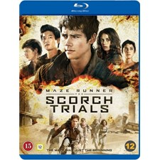 Maze Runner 2 - The Scorch trials (Blu-ray)