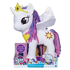 Princess Celestia, Mjukisdjur 30 cm, My Little Pony