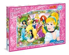 Pussel Maxi, Disney Princess, 100 bitar, Clementoni