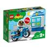 Poliisimoottoripyörä, LEGO DUPLO Town (10900)