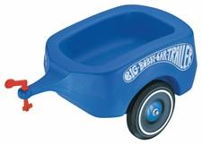 Big tilhenger til Bobby Car, blå