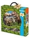 Askpussel, Dinosaurier, 30 bitar