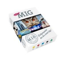 Mini MIG, Spel (SE)