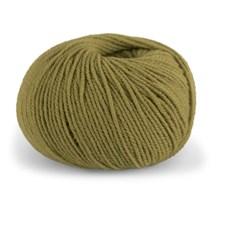 Dale Garn Pure Eco Wool Økologisk Ull Alpakka 50 g Oliven 1232